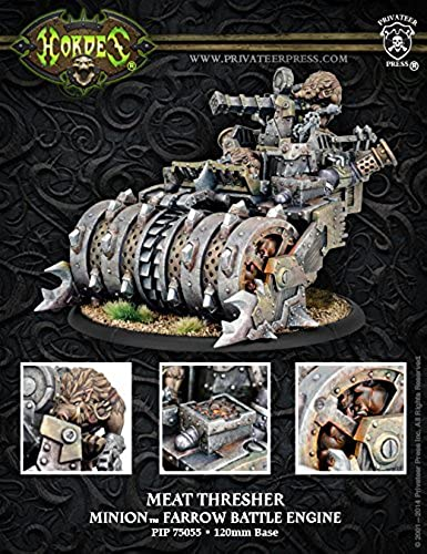 Hordes Minions Meat Thresher Farrow Battle Engine by Privateer Press Miniatures