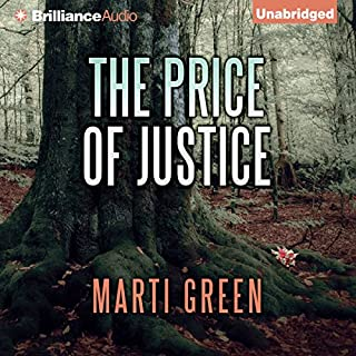 The Price of Justice audiobook cover art