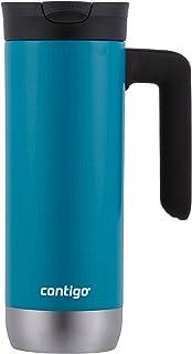 Contigo 2094863 Snapseal Insulated Travel Mug, 20 oz, Juniper