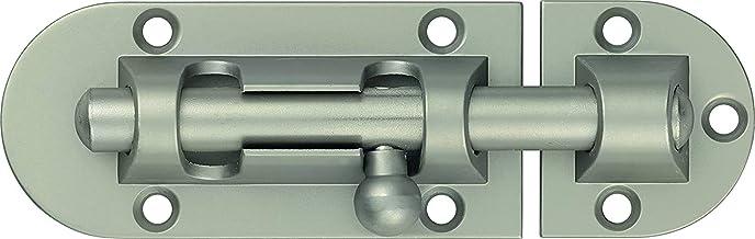 ABUS 59684 schuifgrendel, 60 mm zilver