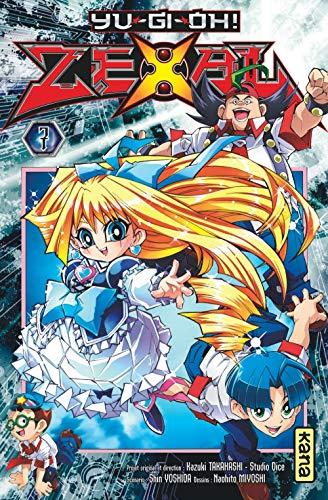 Yu-Gi-Oh! Zexal, tome 7