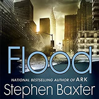 Flood audiobook cover art