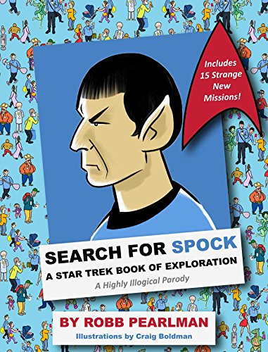 Search For Spock. A Star Trek Book Of Exploration [Idioma Inglés]: 250 Modern American Classics to Share with Family and Friends.