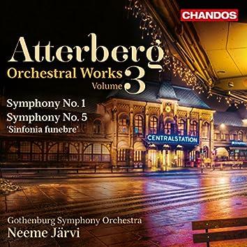 Atterberg: Orchestral Works, Vol. 3