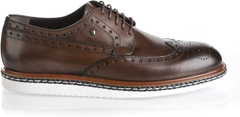 Roberto Serpentini 6712 bspringaaa läder Oxford Style Italienska Designer skor skor skor  hög kvasi