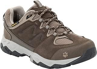 Jack Wolfskin Womens MTN Attack 6 Texapore Low Women's Waterproof Hiking Shoe Grey Size: