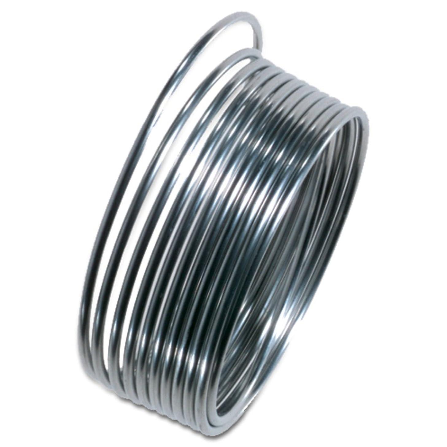 Efco 20?x 0.3?x 0.3?cm 9945204?Aluminium Wire, Silver