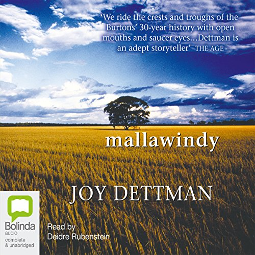 Mallawindy audiobook cover art