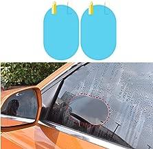 Car Rainproof Rearview Mirror Protective Film Auto Accessories for SsangYong Actyon Turismo Rodius Rexton Korando Kyron Musso