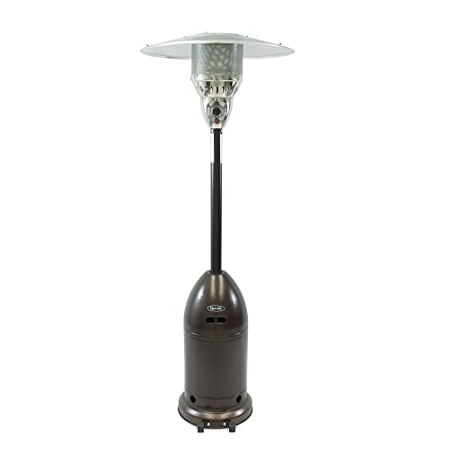 Admirable Outdoor Patio Heater Tilt Amazon Com Home Interior And Landscaping Palasignezvosmurscom