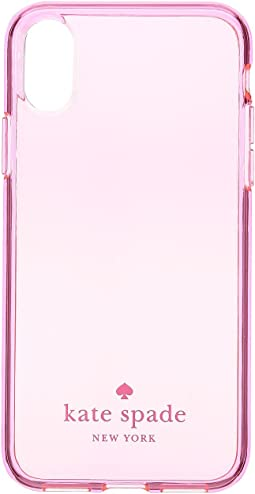 Kate Spade New York - Flexible Tinted Phone Case for iPhone® X