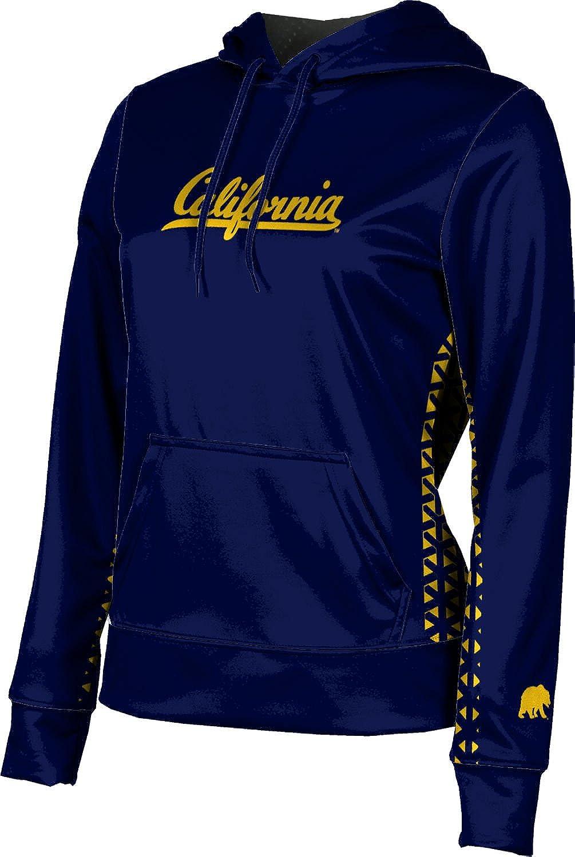 ProSphere University of California, Berkeley Girls' Pullover Hoodie, School Spirit Sweatshirt (Geo)