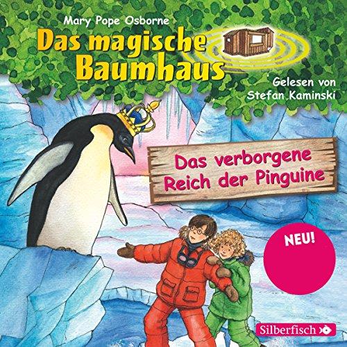 Das verborgene Reich der Pinguine Titelbild