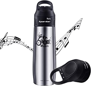 Best thermos bluetooth water bottle Reviews