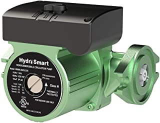 HS00R-3SPDCSTI, 3 Speed Circulator, Cast Iron, 1/25 HP Pump with Universal Pump Gaskets and Wire Gland