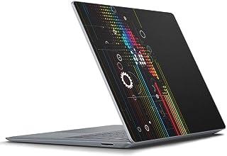 igsticker Surface Laptop3 15インチ 専用スキンシール Microsoft サーフェス ラップトップ カバー フィルム ステッカー アクセサリー 保護 006275 その他 カラフル 模様