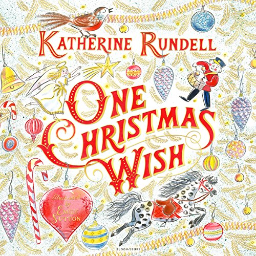 One Christmas Wish audiobook cover art