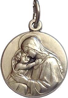 Medaglia Madonna con Bambino - Le Medaglie dei Santi Patroni