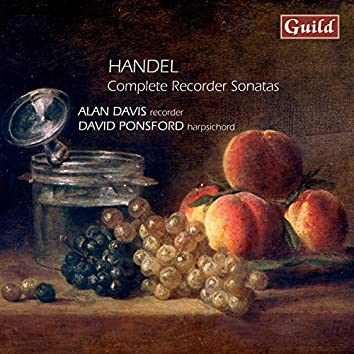 Handel: Complete Recorder Sonatas
