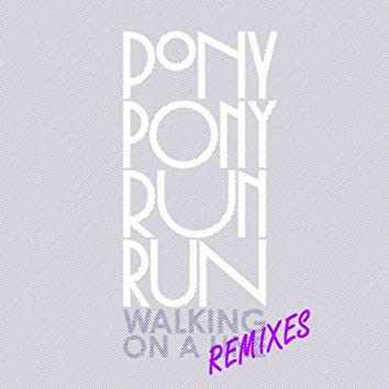 Walking On A Line Remixes - EP