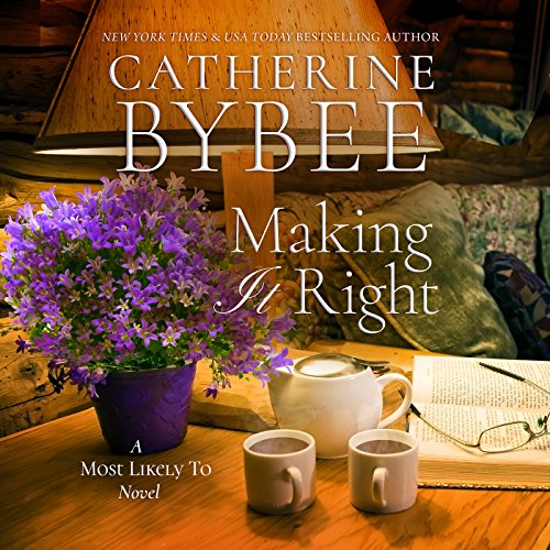 Making It Right audiobook cover art