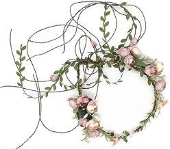 Best floral head crown Reviews