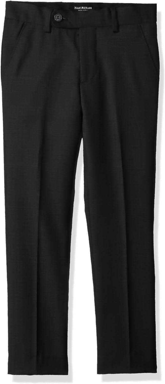 Isaac Mizrahi Boys' Solid Wool Fit Max 62% OFF Luxury goods Pant Slim