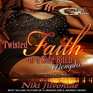 Twisted Faith of a Side Bitch Memphis cover art