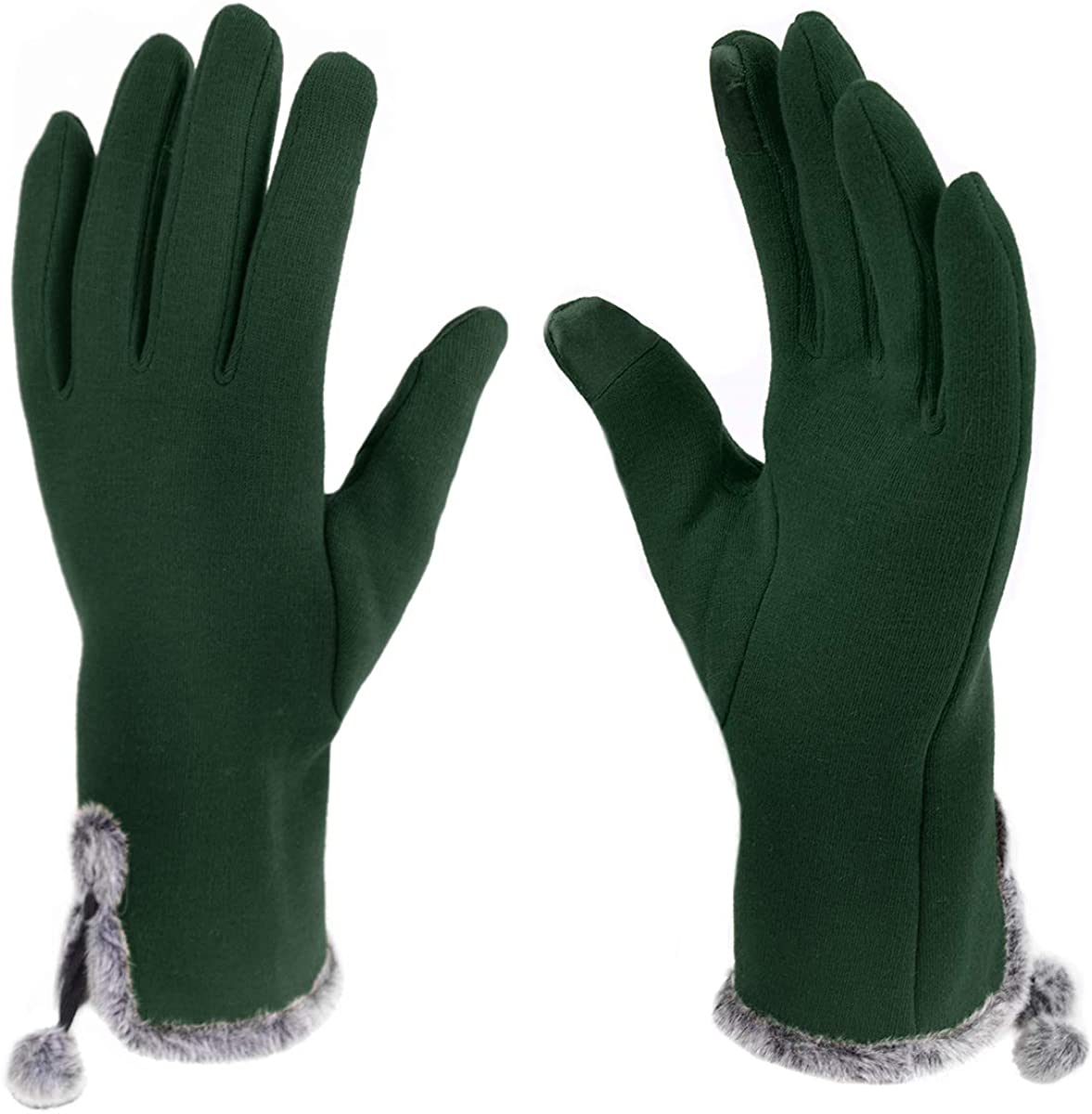 Nollia Winter Gloves & Mittens for Women + Gloves for Cold Weather