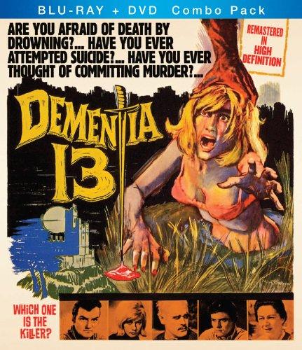 Dementia 13 (Blu-ray + DVD Combo Pack) [USA] [Blu-ray]