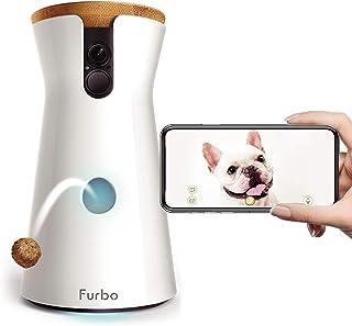 Furbo ドッグカメラ 飛び出すおやつ 写真 動画撮影 双方向会話 iOS Android対応 Alexa対応 AI搭載