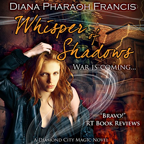 Whisper of Shadows audiobook cover art