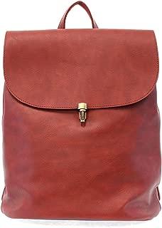 Colette Backpack - Crimson Red