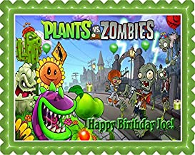 Plants vs Zombies (Nr1) - Edible Cake Topper - 10