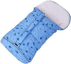 Hibabys Universal Baby Sleeping Bag for Stroller Bunting Bag Waterproof Infant Footmuff