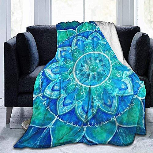 wobuzhidaoshamingzi plaid, fleece, ultrazacht, blauw