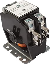 HVAC DEFINITE PURPOSE CONTACTOR 40Amp 2P 24V Coil, FLA 50Amp RES AC & HEATING CONTACTOR AIR CONDITIONING 40A, 50A