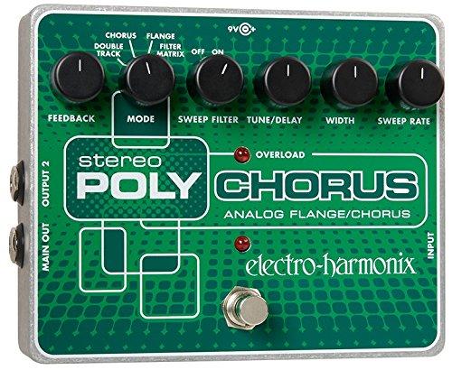 Electro Harmonix New Stereo Poly Chorus