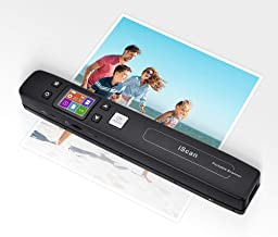 Magic Wand Portable Scanners for Document, Receipts, Old Pictures, Built-in WiFi,..
