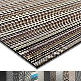 casa pura Indoor- und Outdoor-Bodenbelag Asti   kunstvoll gewebt   als Teppich oder Läufer   40 Größen (60x200cm)