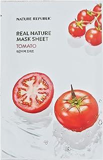 Nature Republic Real Nature Mask Sheet TOMATO 10pc SET Daily Mask Korea
