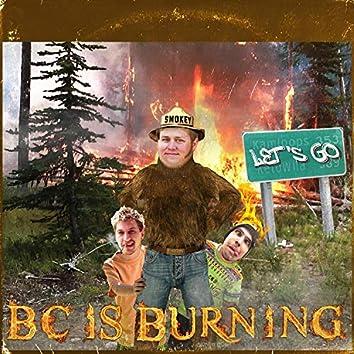BC Is Burning