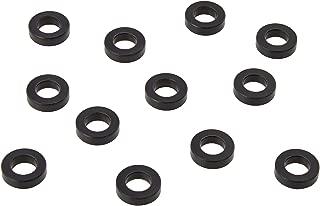 Pearl NLW12B/12 Nylon Washers, Black, 12 pack
