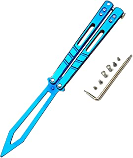 MARCOLO Tool with Sure Spring Latch for Training and Practice (Blue)