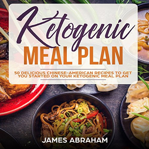 Ketogenic Meal Plan audiobook cover art