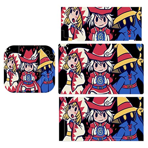 Switch Skin Sticker - F-inal Fant-asy Skins for Nintendo Switch Controller - Fun Funny Anime Fashion Cool Switch Game Skins for Switch and Switch lite