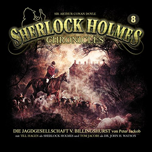 Die Jagdgesellschaft von Billingshurst audiobook cover art