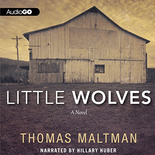 Little Wolves audiobook cover art