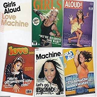 Best girls aloud love machine Reviews