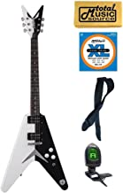 Dean Michael Schenker Standard Guitar, MS STD, Bundle
